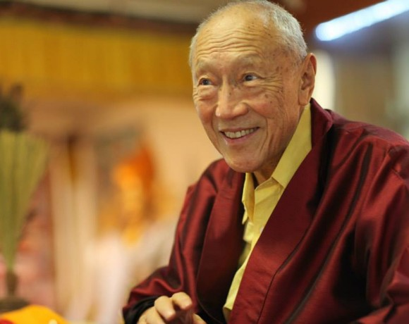 Long Life Ceremonies for Dagpo Rinpoche